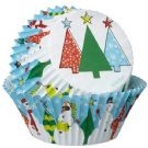 Baking Cups Merry & Sweet pk/75